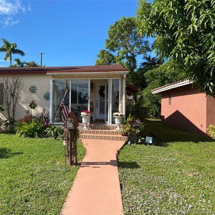 Rent this 3 bed house on 150 Morningside Drive in Miami Springs, FL 33166