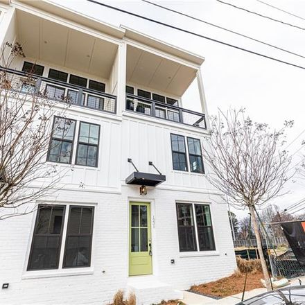 Rent this 3 bed townhouse on 912 Huff Road Northwest in Atlanta, GA 30318