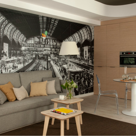 Rent this 3 bed apartment on Baltic Haus in Brandsende 12, 20095 Hamburg