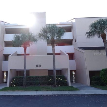 Rent this 3 bed condo on 6260 Kipps Colony Court South in Gulfport, FL 33707