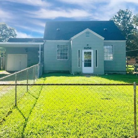 Rent this 3 bed house on 6256 Jackson Boulevard in Groves, TX 77619