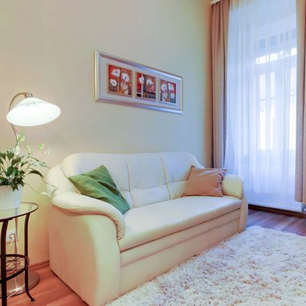 Rent this 2 bed apartment on Budapest in Rumbach Sebestyén u., Hungary