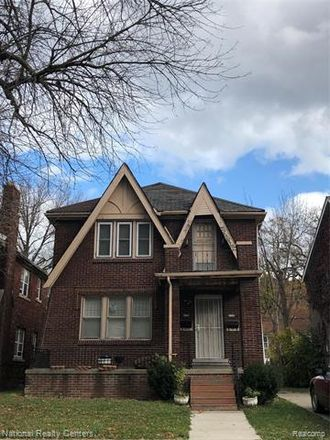 Rent this null bed apartment on 4706 Devonshire Road in Detroit, MI 48224
