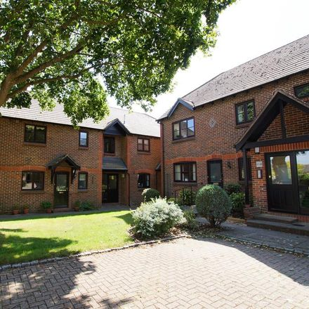 Rent this 1 bed apartment on St. Paul's Road in Chichester PO19 3DD, United Kingdom