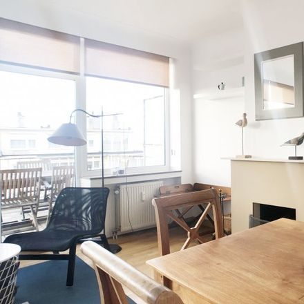 Rent this 1 bed apartment on Rue François Desmedt - François Desmedtstraat 91 in 1150 Woluwe-Saint-Pierre - Sint-Pieters-Woluwe, Belgium