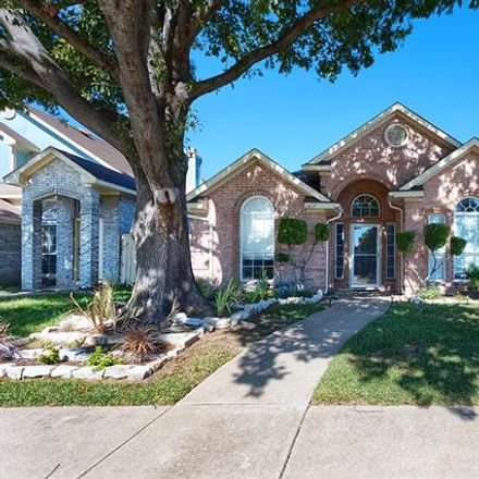 Rent this 3 bed house on 1417 Post Oak Drive in Rowlett, TX 75089