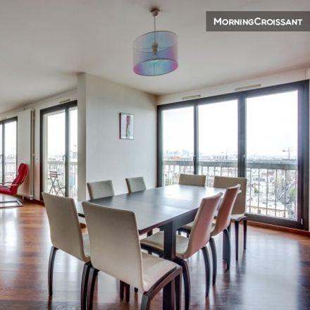 Rent this 2 bed apartment on 93 Avenue Gabriel Péri in 93400 Saint-Ouen, France