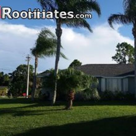 Rent this 3 bed house on 393 Brookedge Street Northeast in Palm Bay, FL 32907
