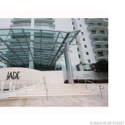 Rent this 1 bed condo on Jade Residences at Brickell Bay in 1331 Brickell Bay Drive, Miami
