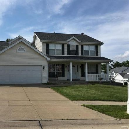 Rent this 5 bed house on 621 Zumwalt Crossing in O'Fallon, MO 63366