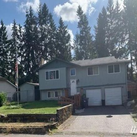 Rent this 4 bed house on 4858 223rd Street East in Elk Plain, WA 98387