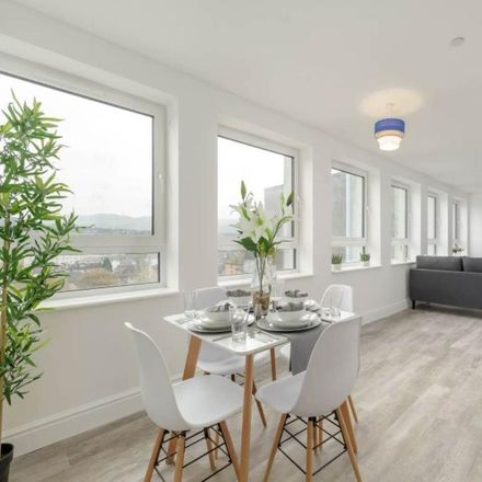 Rent this 1 bed apartment on Chesser House in Gorgie Road, Edinburgh EH11 3AQ