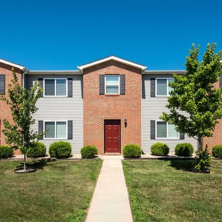 Rent this 2 bed townhouse on 9679 Hayden Dr in Mascoutah, IL 62258