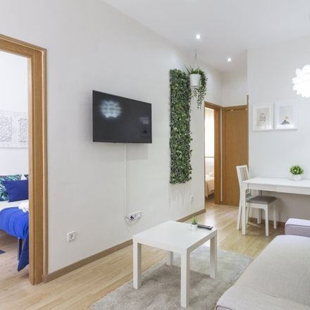 Rent this 2 bed apartment on Kutxabank in Paseo de las Delicias, 28001 Madrid
