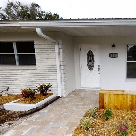 Rent this 3 bed house on 4503 South Hale Avenue in Tampa, FL 33611