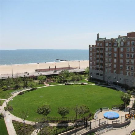 Rent this 2 bed condo on 135 Oceana Drive East in New York, NY 11235