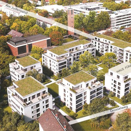 Rent this 4 bed apartment on Am Judensand 27 in 55122 Mainz, Germany