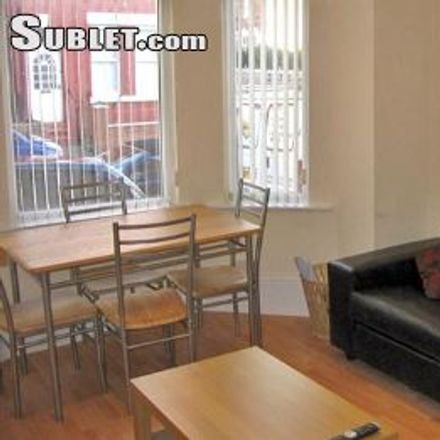 Rent this 5 bed house on Merwood Grove in Manchester M14 5GE, United Kingdom