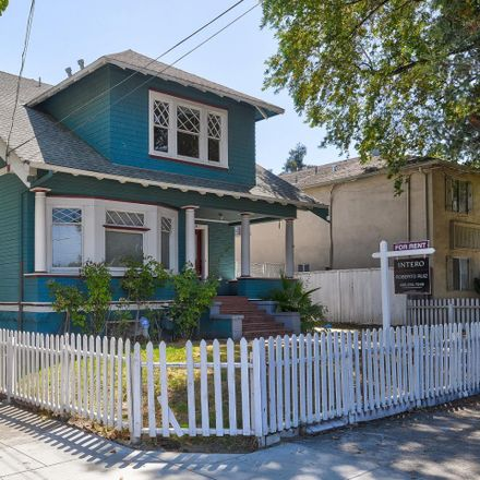 Rent this 3 bed townhouse on 702 South 10th Street in San Jose, CA 95112