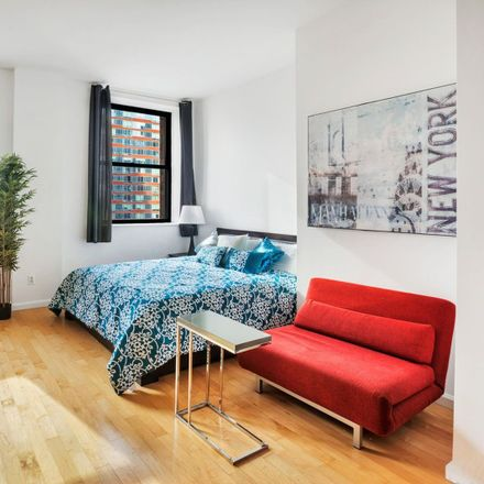 Rent this 1 bed loft on West Street in New York, NY 10281