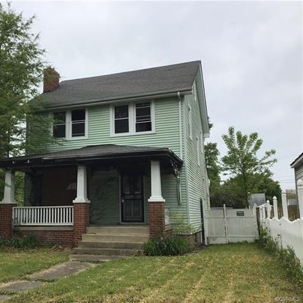 Rent this 3 bed house on 3604 Maryland Avenue in Richmond, VA 23222