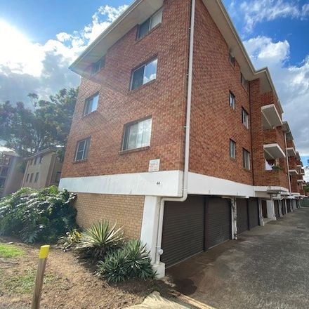 Rent this 1 bed apartment on 13/44 Luxford Road