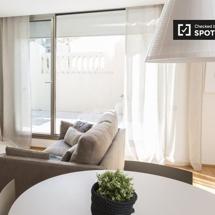 Rent this 2 bed apartment on Passeig de Sant Joan in 25, 08009 Barcelona