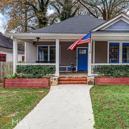 Rent this 3 bed house on Sells Ave SW in Atlanta, GA