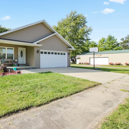Rent this 3 bed house on 209 West Washington Street in Fithian, IL 61844