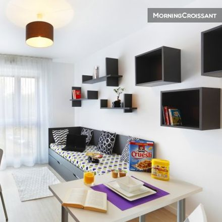 Rent this 1 bed apartment on 6 Chemin des Mèches in 94000 Créteil, France