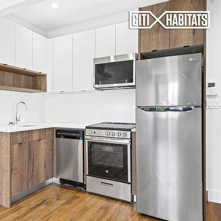 Rent this 1 bed apartment on 1597 Lincoln Place in New York, NY 11233
