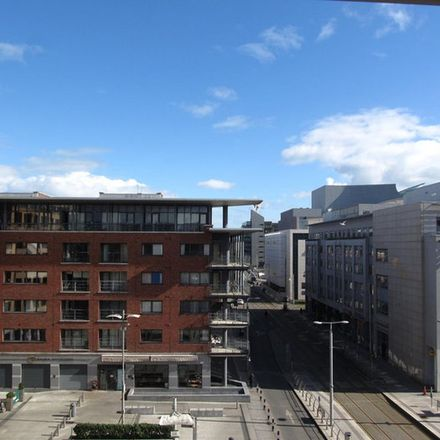 Rent this 3 bed apartment on The Marker in Grand Canal Square, Dublin Docklands