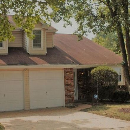 Rent this 2 bed house on 13307 Wood Chapel Drive in Chesterfield, MO 63141