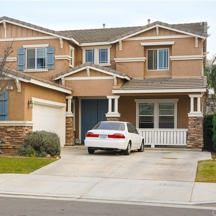 Rent this 4 bed loft on 993 Curlew Street in Perris, CA 92571