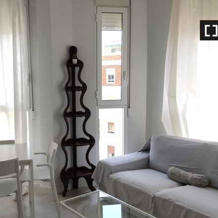 Rent this 1 bed apartment on Convento Hermanos Franciscanos in Carrer del General Prim, 46006 Valencia