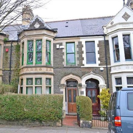 Rent this 2 bed apartment on Ryder Street in Cardiff CF, United Kingdom