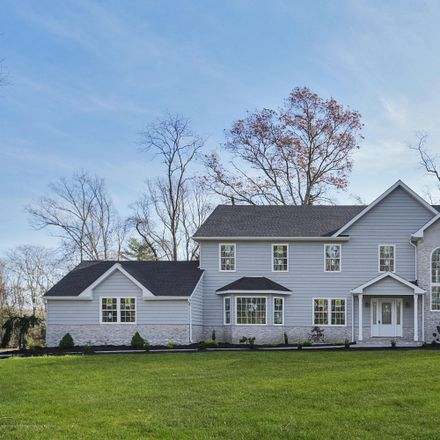 Rent this 5 bed house on Fairway E in Colts Neck, NJ