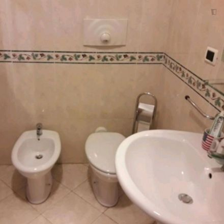 Rent this 1 bed apartment on Via Arturo Danusso in 00132 Rome RM, Italy