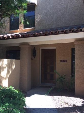 Rent this 2 bed townhouse on 10424 North 11th Place in Phoenix, AZ 85020