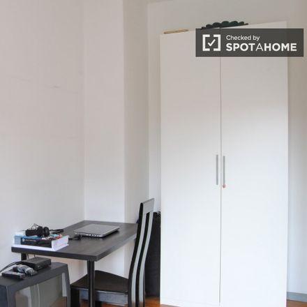 Rent this 3 bed apartment on Mevlana Kebap in Via Antonio Salieri, 20132 Milan Milan
