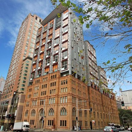 Rent this 1 bed apartment on Scots Presbyterian Church Sydney in 44 Margaret Street, Sydney NSW 2000