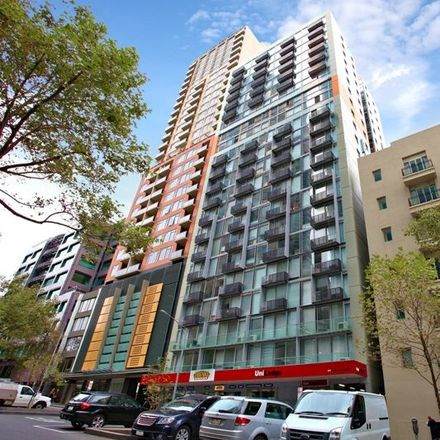 Rent this 2 bed apartment on 1701/39 LONSDALE STREET
