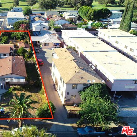 Rent this 0 bed apartment on 3243 Drew Street in Los Angeles, CA 90065