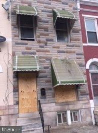 Rent this 3 bed townhouse on 1818 Clifton Avenue in Baltimore, MD 21217
