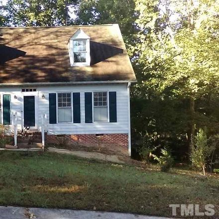 Rent this 3 bed house on 5 Leeward Court in Surry Green, NC 27713