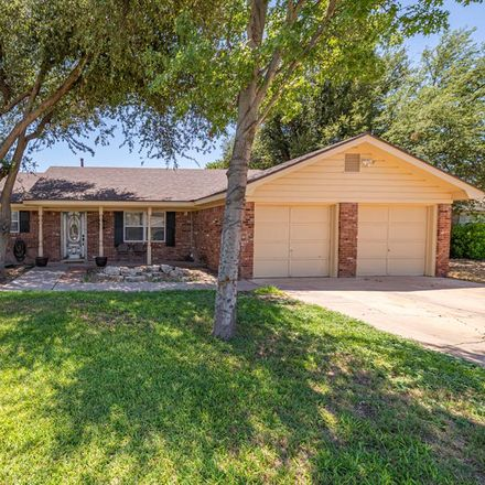 Rent this 3 bed house on Cimmaron Avenue in Midland, TX 79707