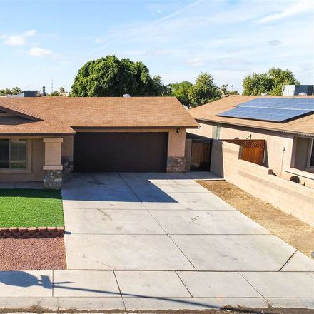 Rent this 3 bed house on 569 South Bingham Drive in Somerton, AZ 85350
