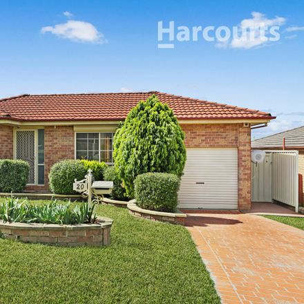 Rent this 3 bed house on 20 Skyfarmer Place