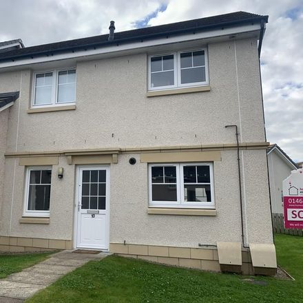 Rent this 2 bed apartment on Wade's Circle in Inverness IV2 5JG, United Kingdom