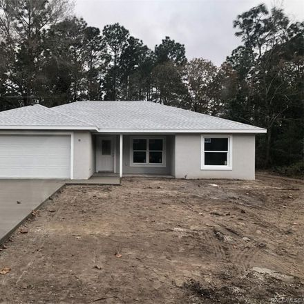 Rent this 3 bed house on 3456 W Webster Pl in Citrus Springs, FL